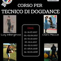 Corso per Tecnico Dogdance - Toscana