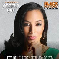 University of the Pacific Presents An Evening with Angela Rye