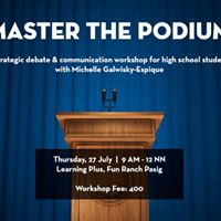 Master the Podium
