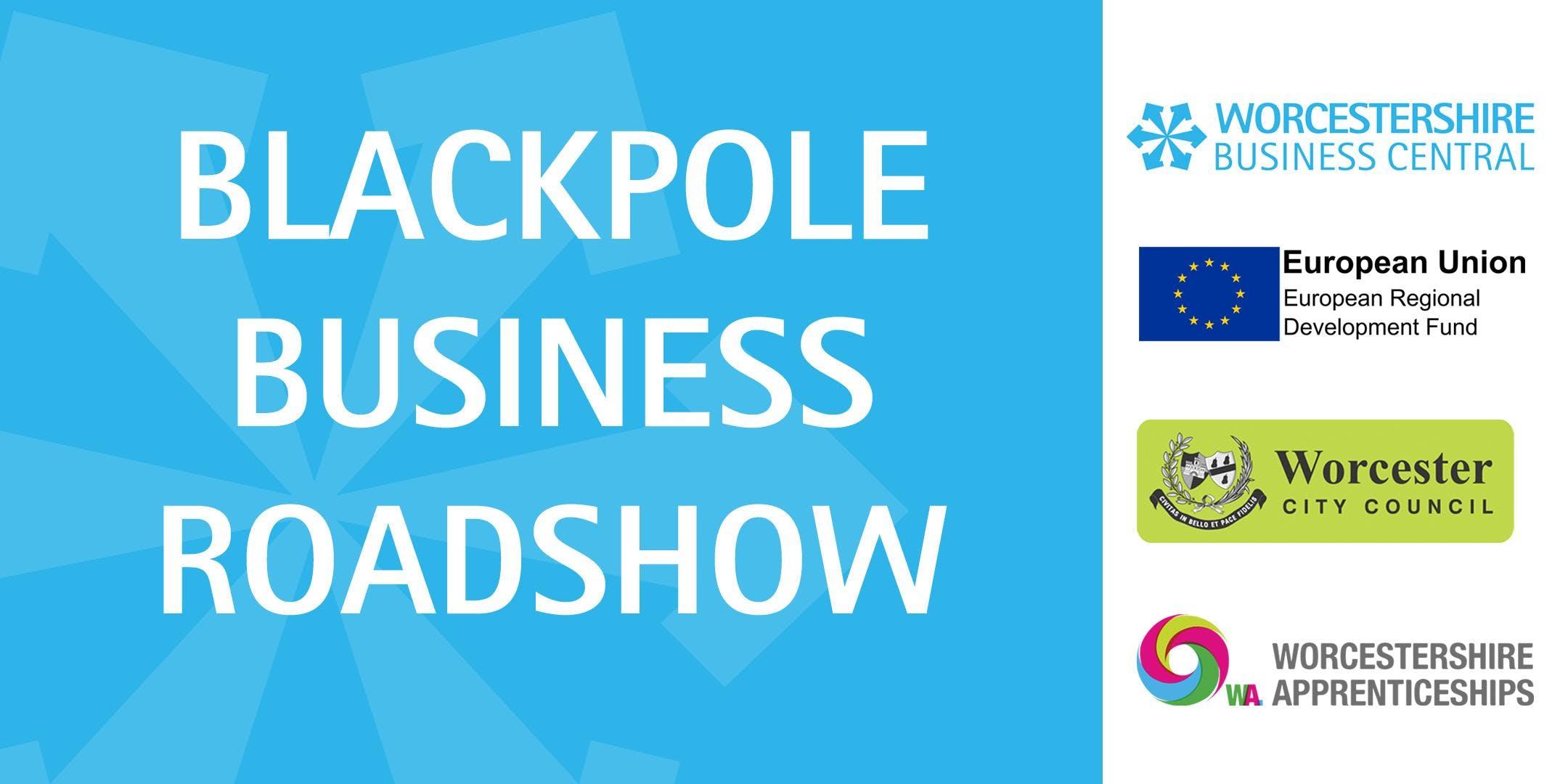 blackpole business roadshow at suite 2 wr3 8sg worcester