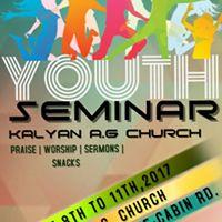 Youth Seminar &amp Revival Meeting