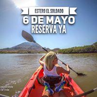 TourSabroson  Estero el Soldado 6 de mayo