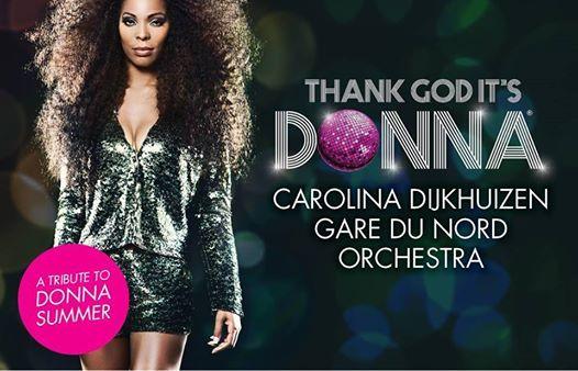 Club Dauphine - Thank God its Donna - Di 29 jan
