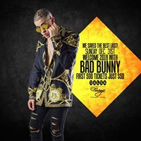 Bad Bunny Live New Years Eve