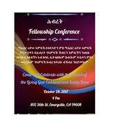 Fellowship Conference