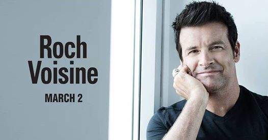 Roch Voisine - An Unplugged and Intimate Evening