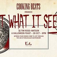 Cooking Beats presents Not What It Seems