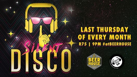 Silent Disco at Beerhouse Fourways
