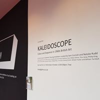 Mead Gallery Exhibition Opening Party Kaleidoscope