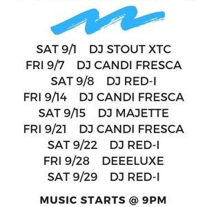 DJ Majette at Luxe Kitchen & Lounge | Ohio