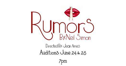Auditions! at El Paso Playhouse, Canutillo