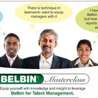 Belbin Masterclass