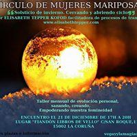 Crculo De Mujeres Mariposas