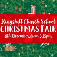 Kingshill Church School Christmas Fair