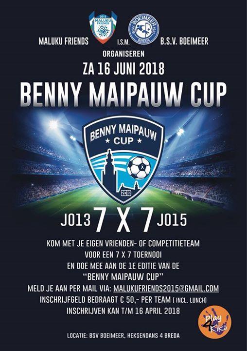 Benny Maipauw Cup 2018