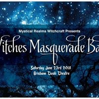 2018 YULE Witches Masquerade Ball