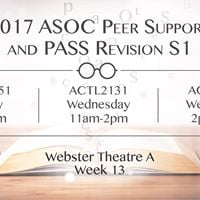 2017 ASOC Peer Support and PASS Revision S1