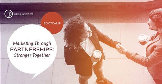 Marketing Through Partnerships Stronger Together