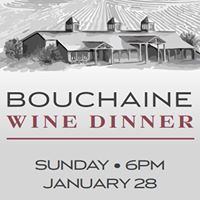 Bouchaine Wine Dinner with Guest Gerret Copeland
