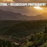 Fireflies Festival and Villagescape Photography Purushwadi