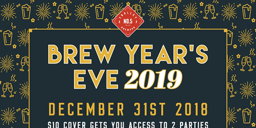Brew Years Eve 2019