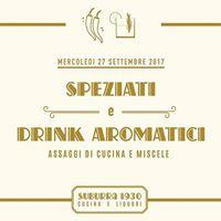 Speziati e Drink Aromatici
