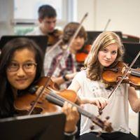 RYS String Ensemble Final Concert