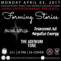 Forming Stories (AZ) Aeonic Impulse TANE The Adenium Tone