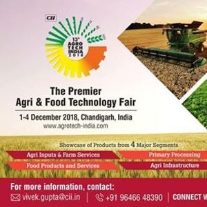 CII 13th Agro Tech India 2018