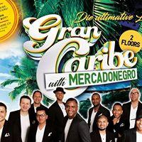 Gran Caribe - Salsa Live Edition mit Mercadonegro &amp Show