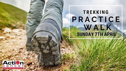 Trekking Practice Walk
