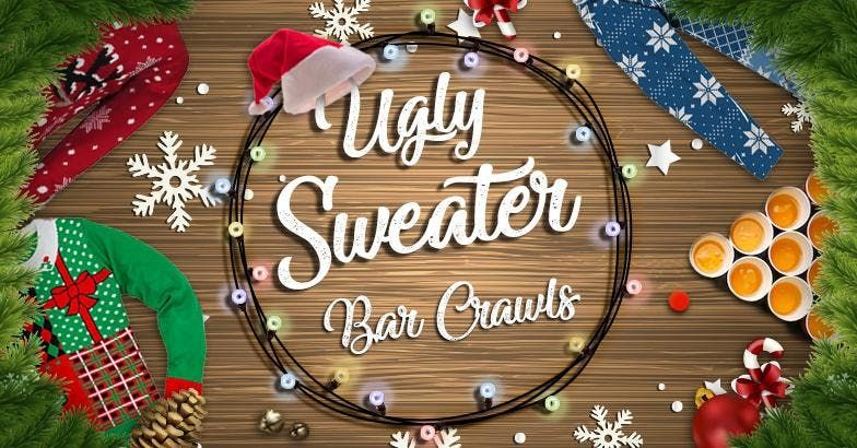 3rd Annual Ugly Sweater Crawl Birmingham