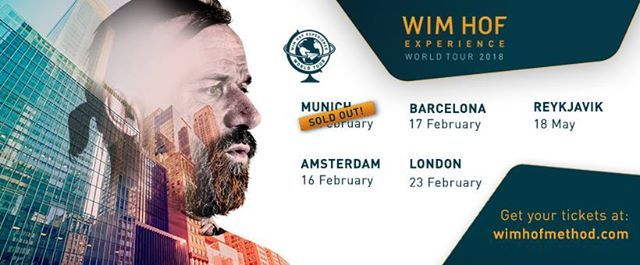 Wim Hof Method Experience - Barcelona