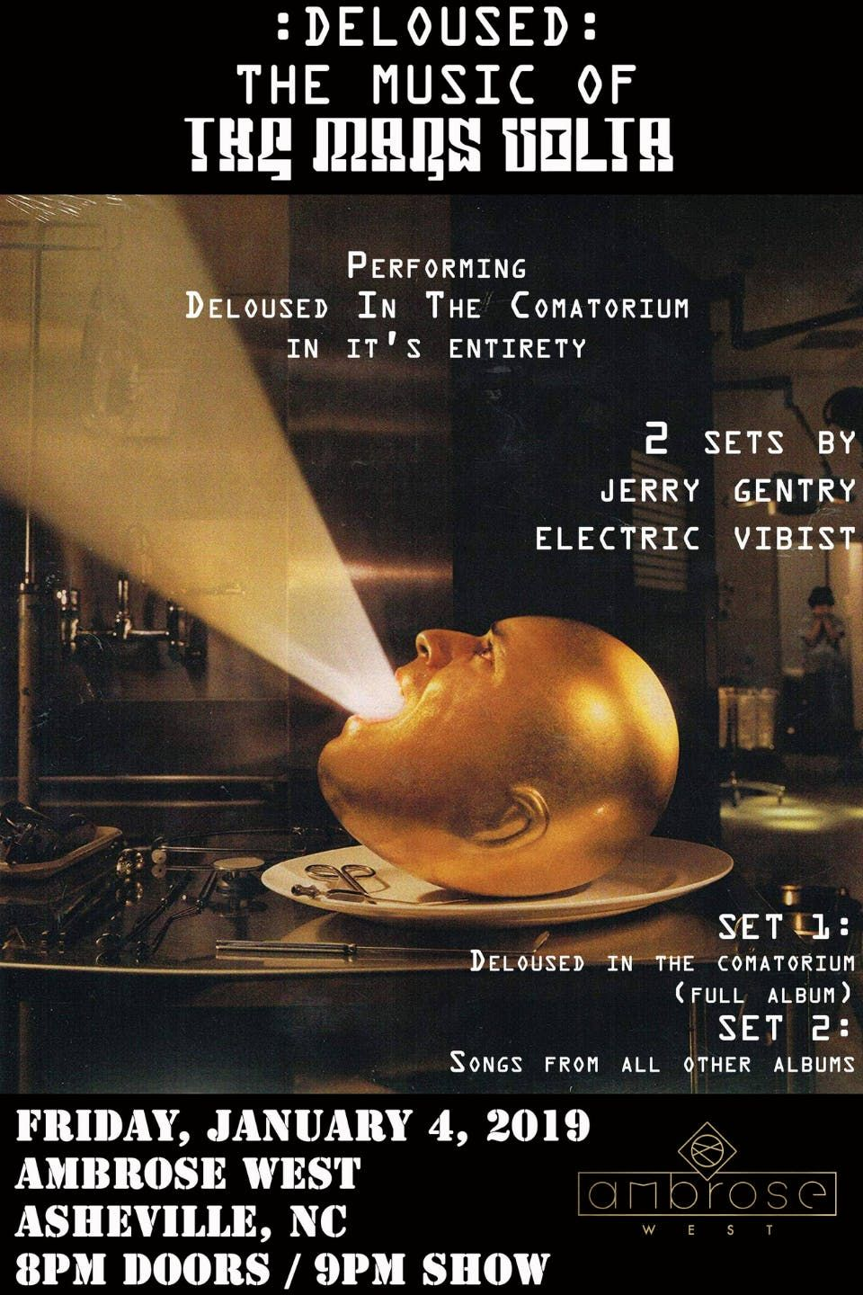 Deloused The Music of The Mars Volta