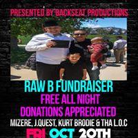 Raw B Fundraiser Show Twin Falls