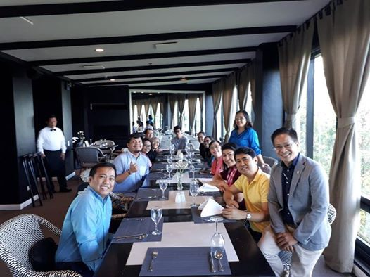 BNI (Business Network International)  Coffee Session