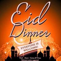 Eid Milan Party with Live Singer and Dinner Buffet