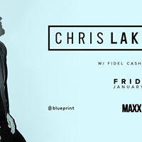 Chris Lake at Maxx Fish - Whistler