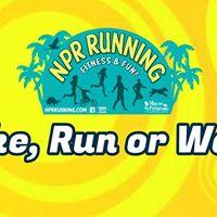 Moving Monday - Bike Run or Walk with NPR Running