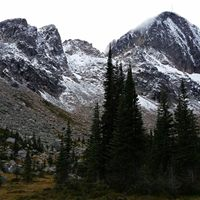 Multi-day Backpacking Trip to Dunn Peak