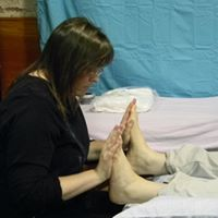 CANCELED Reflexology Sessions with Carrie