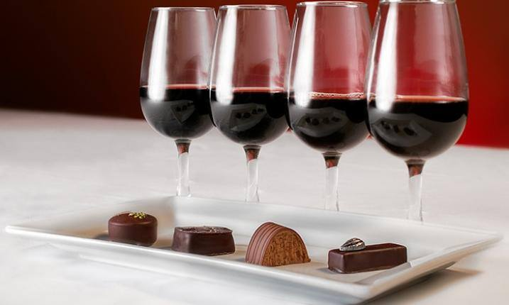 Wildcat Wine And Chocolate Tasting At Zaks Chocolate Scottsdale