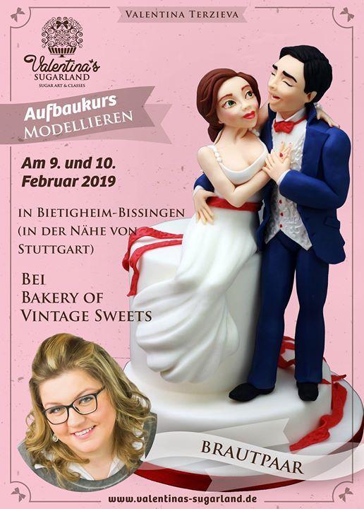 Aufbaukurs Modellieren Brautpaar in Stuttgart