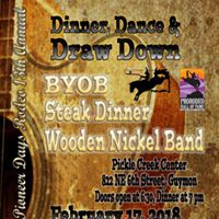 GPDR Dinner Dance and Draw Down
