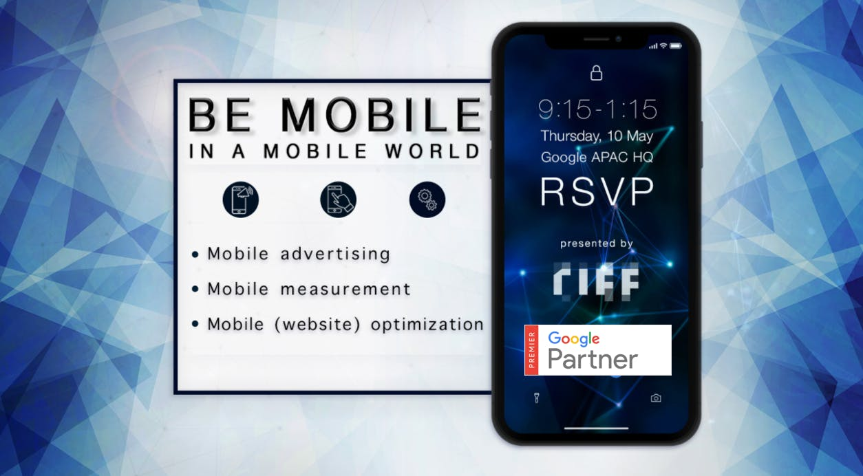 Be mobile in a mobile world