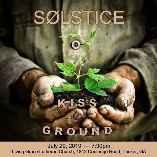 Solstice: Kiss the Ground at Living Grace Evangelical