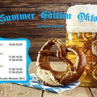 Hull Oktoberfest - Summer Edition 2018
