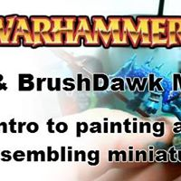 Intro to Painting and Assembling Miniatures