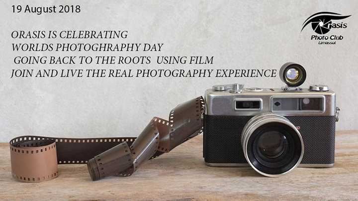 World Photography Day By Orasis