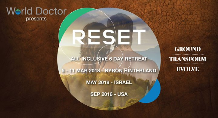 RESET - 6 day Transformation Retreat
